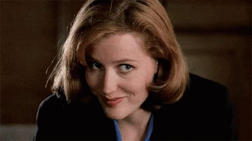 Happy birthday Dana Scully  I love u