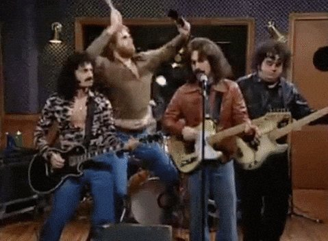 Can we have more cowbell, please? #StupidMeditationQuestions