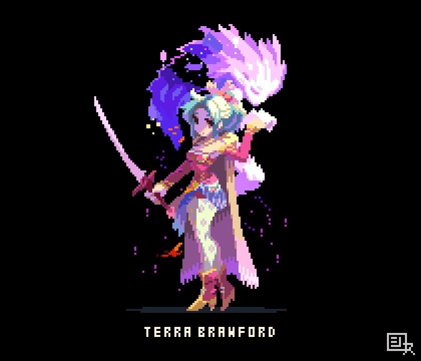 Terra Branford(ティナ・ブランフォード)