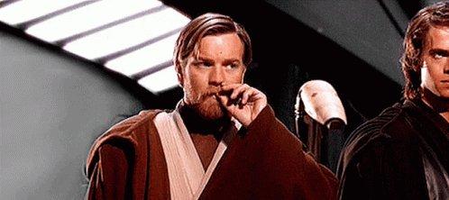 Star Wars Obi Wan GIF
