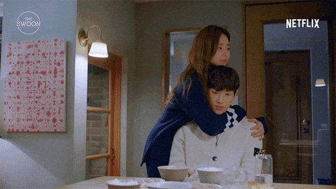 Sad Korean Drama GIF by The...