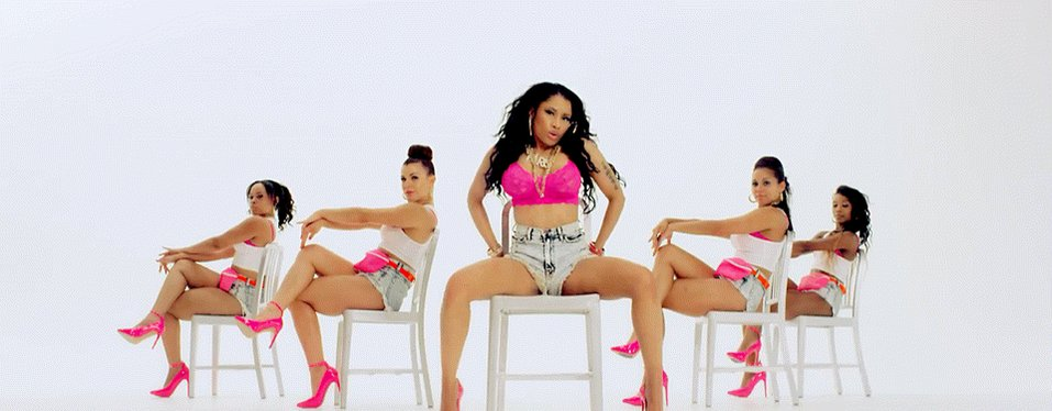 "Replying to @nmcharts: ""Anaconda"" is now the #1 music video on iTunes US, despite being released 6 years ago."