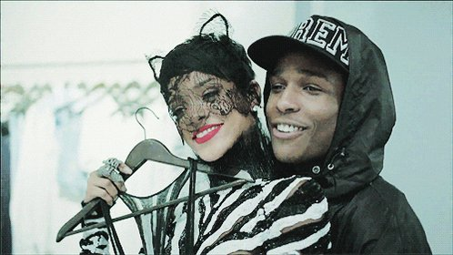 Happy Birthday to Rihanna to my ASAP