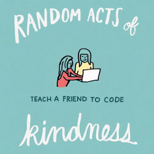 Image for the Tweet beginning: Happy #RandomActsofKindnessDay! Of course, one