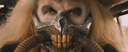 Regal T Mad Max GIF