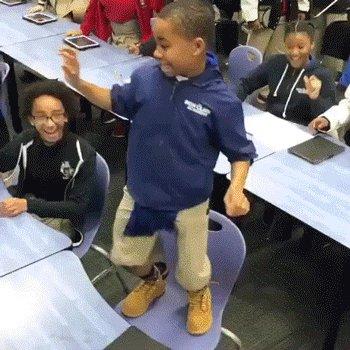 Kid Dancing GIF