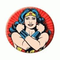 Wonderwoman Girlpower GIF