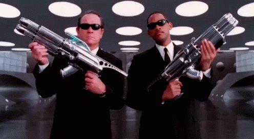 Men In Black Mib2 GIF