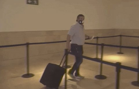 Ted Cruz Travel GIF by GIPHY News