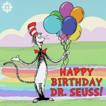Happy #ReadAcrossAmericaDay and #DrSeussDay! Which Dr. Seuss book is your favorite? Why not give it a reread today?  #amreading