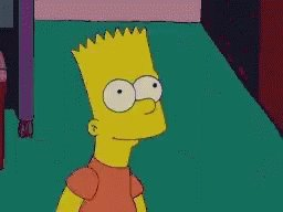 Bart Simpson The Simpsons GIF