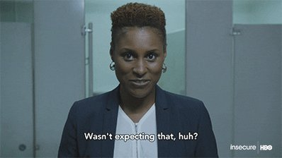 rehearsing issa rae GIF by Insecure on HBO