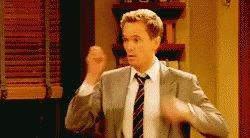 HIMYM Barney GIF