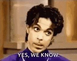 Prince We Know GIF