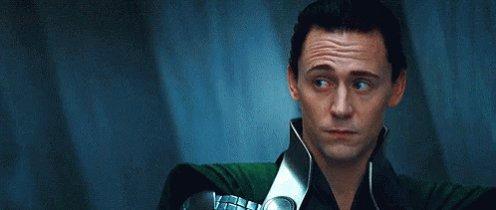 Loki What GIF