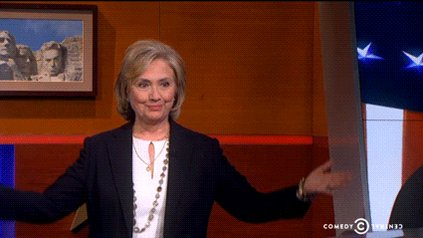 hillary clinton GIF by Digg