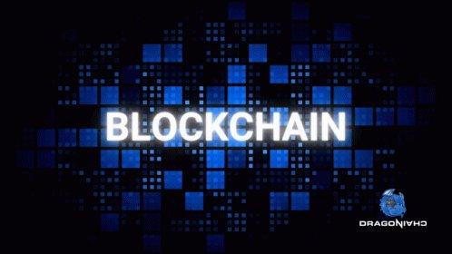 Blockchain Distributed GIF