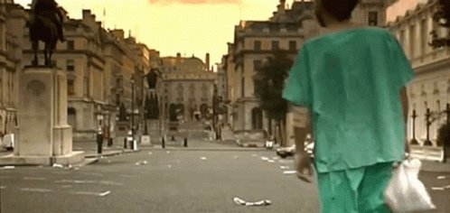 28Days Later Zombie GIF