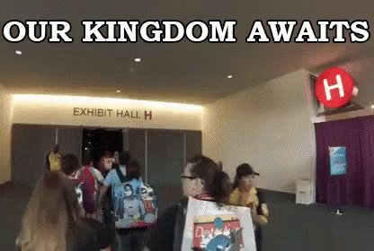 Kingdom Awaits GIF