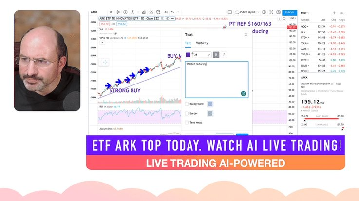 Join Autonomous Trading. Download the leading app on any and every device. $ROKU $SSYS $ARKK $QQQ $TSLA $Z #stocks #cryptonews #forex