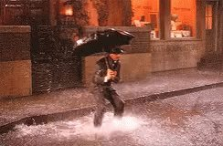 Rain Splash GIF