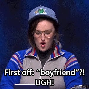 Me everytime people ask me if I have a boyfriend: #criticalrole #c2e128 #criticalrolespoilers