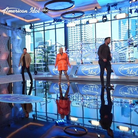 We appreciate the new choreo @anthonyjameskey! It may be a no for #AmericanIdol, but entertainment is definitely for you! https://t.co/MHbf82Ezj4