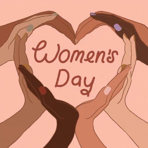 Image for the Tweet beginning: Happy #InternationalWomensDay ❤ -