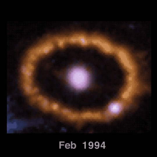 While most are from the Sun, we do see neutrinos from outside the solar system. In 1987, astronomers detected some from a supernova a few hours before we saw the light. 💥 The neutrinos escaped first.
