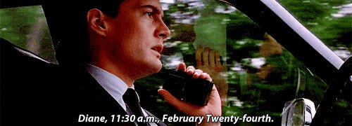 Yes, I was deliberately born on Twin Peaks Day. Happy Birthday to me! #TwinPeaksDay #twinpeaksday2021 #pisces