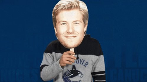 Happy Birthday Brock Boeser! You are an absolute beauty! Hope you have an awesome day and score a bunch of Birthday goals! 🔥 #Canucks
