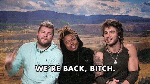 🗣 They're baaaaaaaaaaaaaaack!   It's time for the premiere of an all-new @FloribamaShore episode, right now on MTV! 🍻