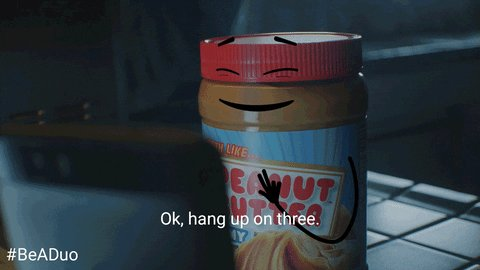 Dude, Where's My Jar? #PeanutButterASongOrMovie @HashtagsAGoGo @iamdanlevey @littleMaxineJ @TerhiMG @TheRealStanRay