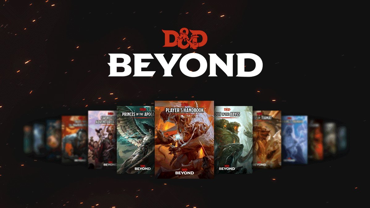 Tonight's episode is also #sponsored by our pals at @DnDBeyond the official digital toolset of our show! Create epic homebrew content to share with your entire adventuring party now over at !