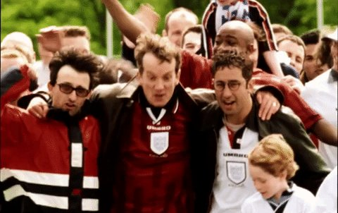 @mitch_campana Ed è subito Football's coming home #England #engerland #ThreeLions