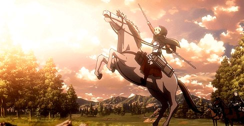 GET READY! THE WEEKEND IS ALMOST HERE!  #AttackOnTitan