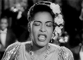 Today the movie The United States vs. Billie Holiday debuts on Hulu. Since a lot of people are going to be introduced to one of the most iconic singers ever I thought I would make a thread of my favorite pictures of her because not only could she sing, she was also a style icon.