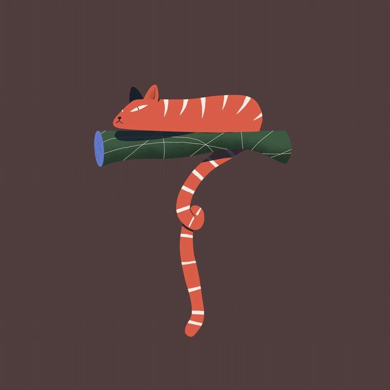 9/10 Felineons available ⚡️⚡️    In @KnownOrigin_io #Knownorigin #NFT #Cryptoart #tiger