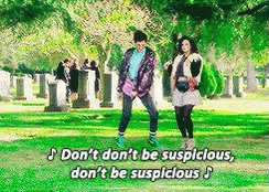 Suspicious Dont Be GIF