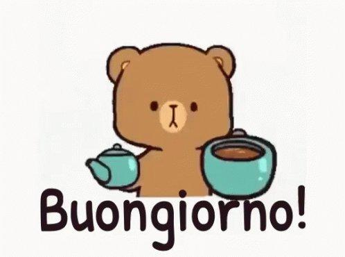 Buongiorno Giuseppe