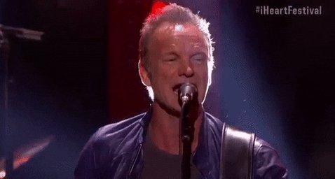 Listening to STING doing these amazing Jazz standards! Sublimely beautiful! From rock star to a cool jazz vocalist - And he has the confidence, command & husky tone to pull it off, & also make them uniquely his sound.   #LyricsAndPoems #Moonlight #Sabrina #SoundtracksofourLives🌹