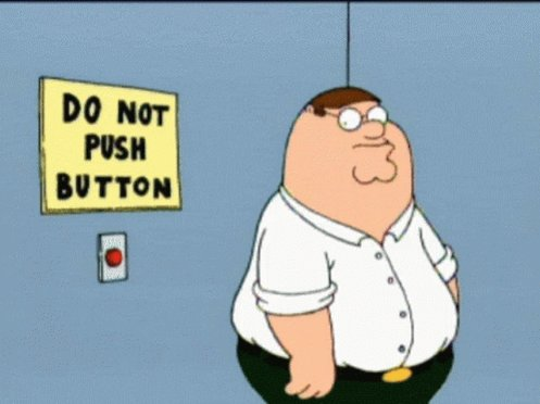 Peter Griffin Push GIF