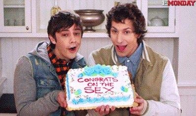 #WeCanHaveSexOr Not, but I already baked a cake