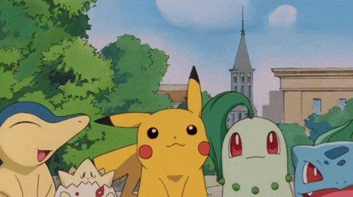 Happy Pokemon Day everybody #PokemonDay