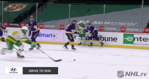 Replying to @NHL: That is just nasty.