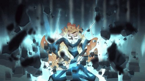 #Toonami YOU EA SHOCK!!!! #DemonSlayer