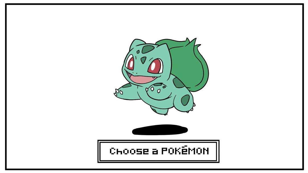 RT @VivinkArt: Every journey starts somewhere! #PokemonDay #Pokemon25thAnniversary https://t.co/a4cToS3zhS