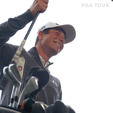 Replying to @PGATOUR: Last 7 worldwide starts for Viktor Hovland:  1st  T3  T31  T2  T6  T5  T2  💪 😁