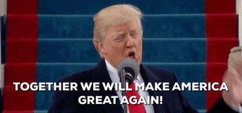 I love that #Trump2024  is trending. 😄👍