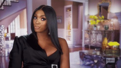 Toya forgot her & Kenya were suppose to be a storyline once that Peach Juice hit #RHOA